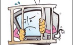 """Le personnel dénonce une situation des plus """"déplorables"""" : Sit-in à la SNRT"""