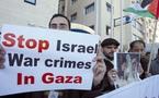 Violents combats à Gaza