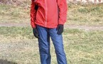 Portrait : Fatiha Charghami, la marathonienne aux foulées impressionnantes