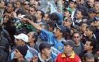 Casablanca : Des milliers de personnes ont manifesté pour Gaza