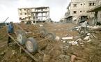 Gaza : première attaque aérienne israélienne depuis le cessez-feu