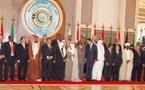 Les dirigeants arabes se sont mis d'accord