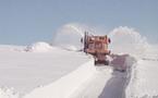 Plusieurs régions paralysées par la neige