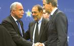 L'UE et Le Caire poussent à la réconciliation des Palestiniens