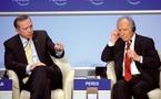 Après un accrochage verbal avec Shimon Peres à cause de l'agression contre Gaza