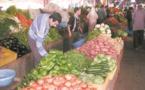 Leger recul des prix à la consommation en mars