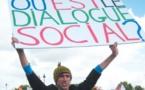 Le gouvernement veut partir sur la base de nouvelles relations avec les partenaires sociaux
