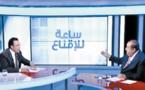 """Driss Lachguar à l'émission """"Saa lil iknaa"""" de Médi1TV"""