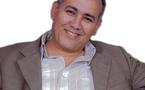 Mhakkak à l'occasion de la sortie de son recueil de poèmes «Le collier de la colombe »