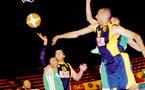 Demi-finales aller de la Coupe du Trône de basketball : A deux longueurs du sacre