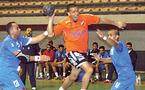 Le hooliganisme ravit la vedette en handball : Le match Kawkab-Rabita offre un triste spectacle