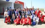 Rallye Aïcha : Les Gazelles font escale à Tanger
