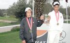 Championnat panarabe juniors de golf : Deux titres pour le Maroc
