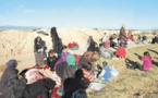 Les conditions des migrants syriens en stand-by à Figuig