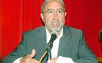 Mohamed Achaari, invité de la Jeunesse Ittihadia à Marrakech