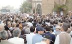 Manifestation de protestation devant le CCDH : Ben Barka et la vérité confisquée