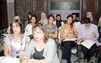 Journée de formation des candidates potentielles de l'USFP