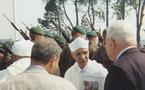 Cérémonie du souvenir au cimetière de Chastre : La Belgique rend hommage aux soldats marocains