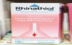 Rhinathiol, Bronkirex Carbocistéine retirés des marchés français et  suisse