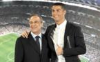 Florentino Perez  Nous pensons que Ronaldo est joueur du Real Madrid et va continuer de l'être