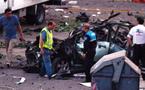 Attentat à la voiture piégée contre la garde civile espagnole
