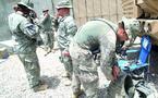 Fin de la coalition internationale en Irak : L'armée US seule en place