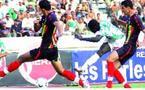 Les attaquants s'illustrent lors de la première journée du championnat : Le Raja s'offre et le classique et les FAR