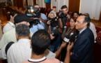 Rétablir la confiance entre l'institution législative et les citoyens, une priorité pour le président de la Chambre des représentants
