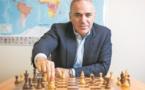 Garry Kasparov, éternel roi de l'échiquier