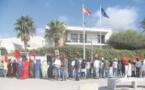 Le personnel local de l'ambassade d'Espagne poursuit son mouvement de protestation