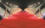 Le blanc triomphe sur le tapis rouge
