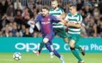 Messi se met en quatre pour le Barça