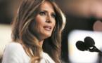 Melania Trump fait arrêter une campagne publicitaire