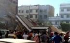 Effondrement d'une bâtisse de trois étages à Fès