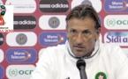 Hervé Renard : L'équipe nationale doit aborder le match de samedi dans les mêmes dispositions que celles que l'on a affichées  face au Mali