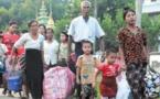 L'ONU juge inacceptable le manque d'accès à l'Etat Rakhine en Birmanie