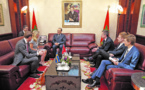 El Malki reçoit une délégation parlementaire suédoise