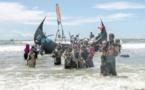 Au moins 12 morts dans le naufrage d'un bateau de Rohingyas au Bangladesh
