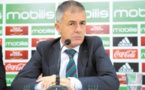 Lucas Alcaraz limogé par la Fédération algérienne