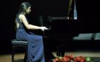 Brillante performance de la pianiste marocaine Nour Ayadi à l'Octobre musical de Carthage