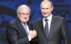 Blatter assistera au Mondial en Russie à l'invitation de Poutine