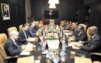 Entretiens maroco-ivoiriens à Rabat : Habib El Malki reçoit le président du Conseil économique, social, environnemental et culturel de la Côte d'Ivoire