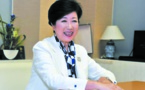 Yuriko Koike, la bagarreuse de charme de la politique japonaise