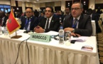 Abdelkrim Benatiq à la 2ème session du Comité technique spécialisé de l'UA à Kigali