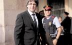 Puigdemont n'aura plus aucun pouvoir dès samedi