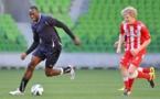 Usain Bolt future star de foot