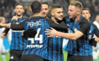 Calcio : La Juventus craque, l'Inter en profite