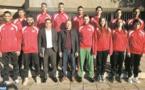 Participation marocaine aux Mondiaux de taekwondo