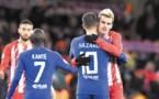 Ligue des champions : L'Atletico Madrid hors course
