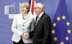 Bruxelles et la Commission européenne parviennent à un accord sur le Brexit